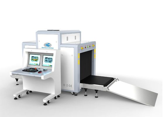 Multi - Energy X Ray Scanning Equipment For Finding Guns And Weapons One Year Warranty