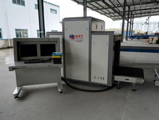 Stable Performance Checkpoint Scanner Cargo Scanning Systems Eco Friendly