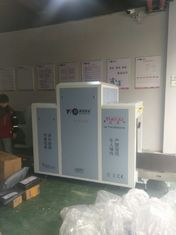 Low Leakage X Ray Cargo Scanner Machine For Bus Station Dual Energy