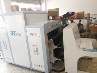 Commercial X Ray Cargo Scanner System With High Performance Screening Images