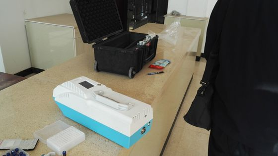 High Sensitivity Narcotics Detection Equipment HD300 < 20 Minutes Warm Up Time