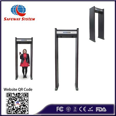 Event Conference Body Scanner Metal Detector , Outdoor Pass Through Scanner