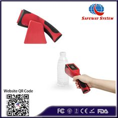 Portable Bottle Liquid Scanner , Chemical Detection Equipment Audio / Visual Alarm