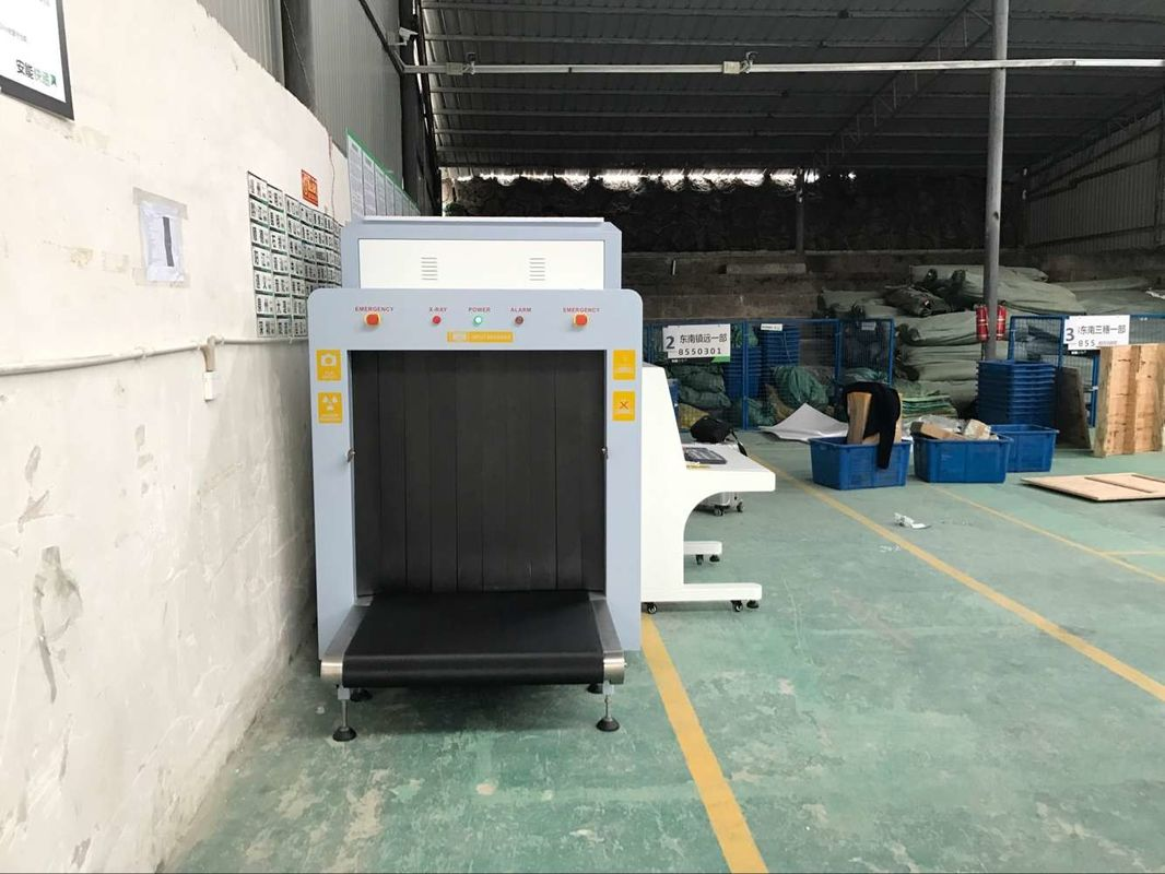 China Logistics Bag Scanner Machine , X Ray Inspection Machine With Windows System factory