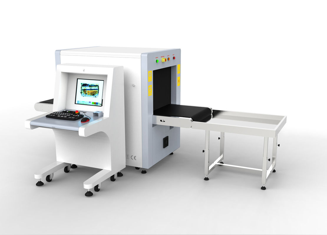 China TIP Program Handbag / Parcel Scanner Machine 658*502mm Tunnel Size Ce Approved factory
