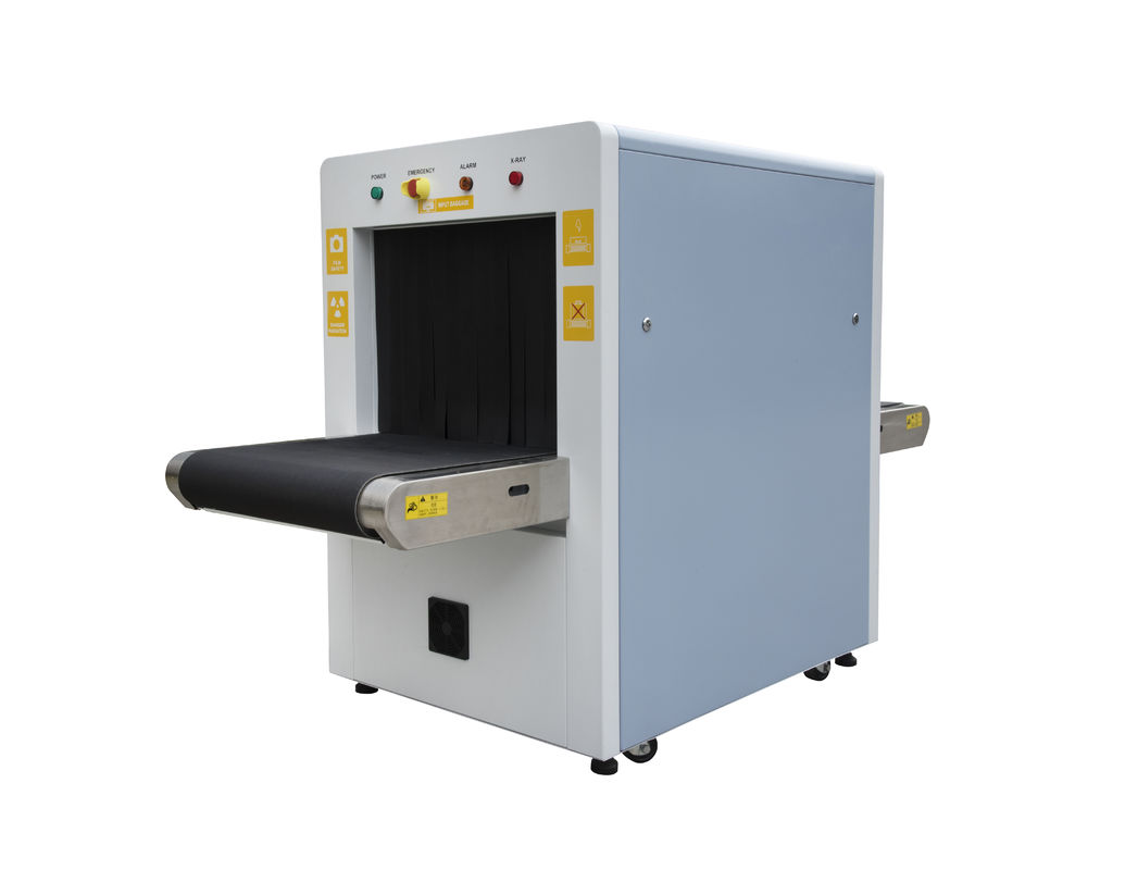 China High Penetration X Ray Baggage Scanner For Government Environmentally Friendly factory
