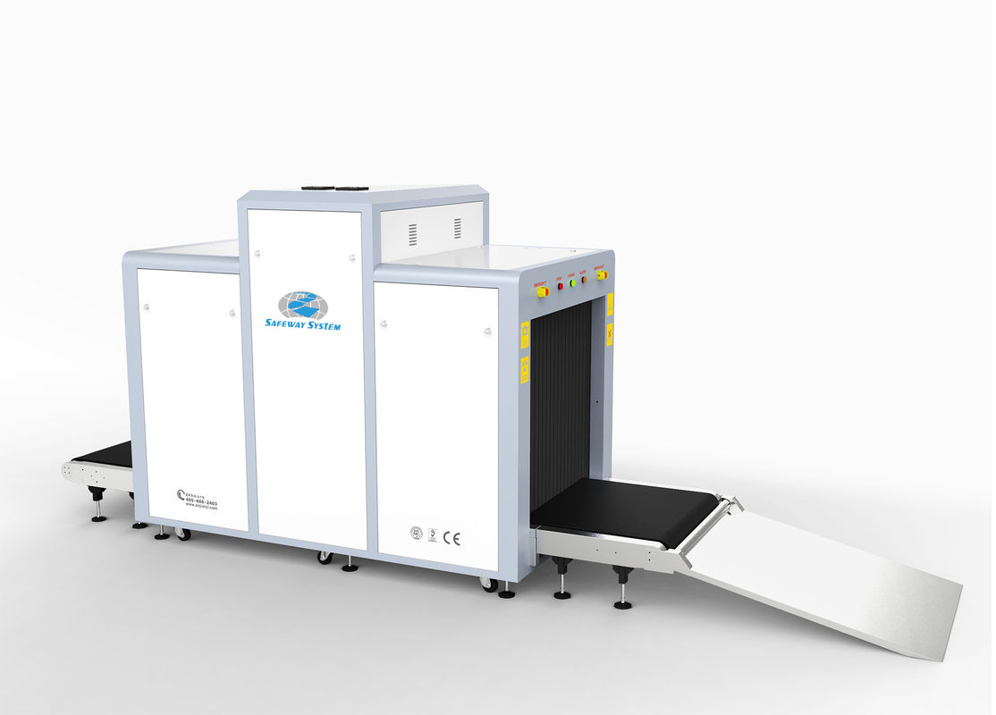 China Strong Penetration Airport Baggage X Ray Machines Stable FDA & Ce Compliant factory