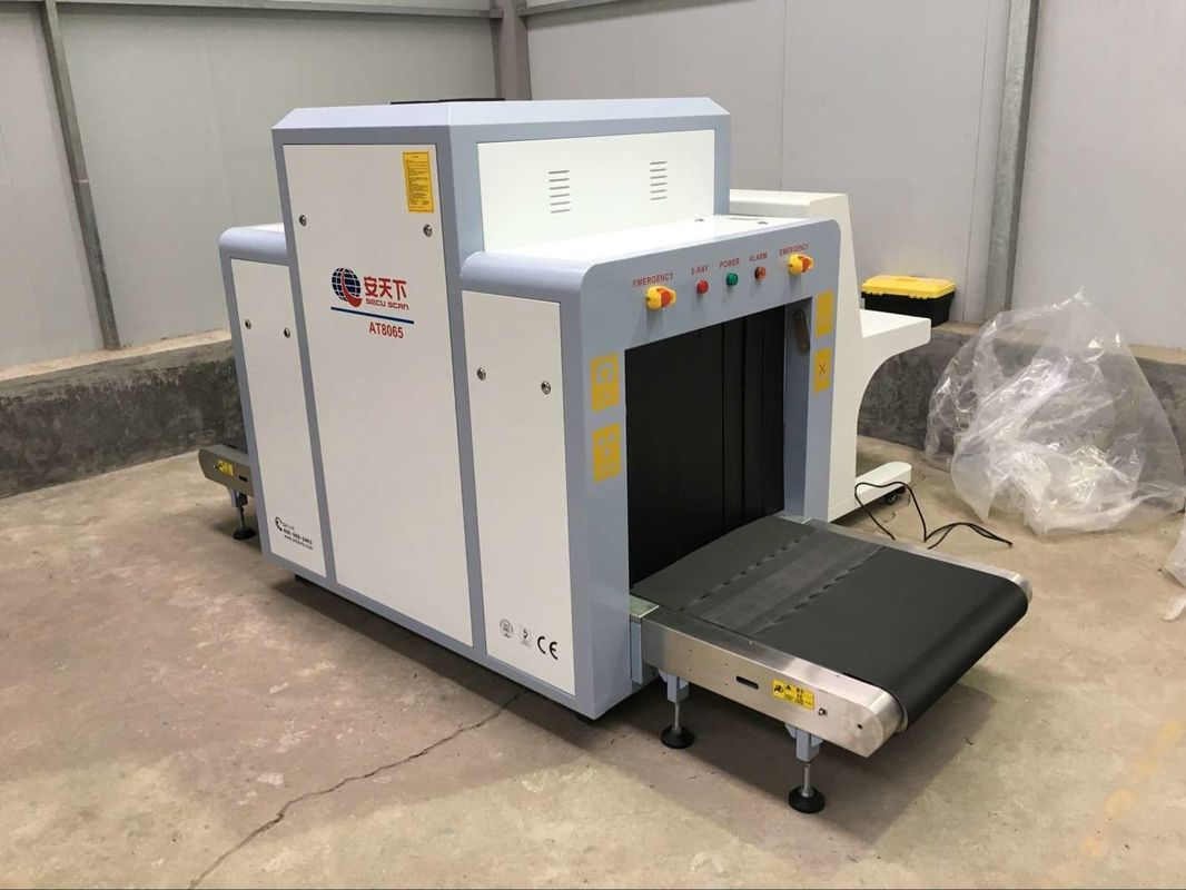 China Express Mail Checking X Ray Security Scanner 200kgs Max Load 34mm Penetration factory