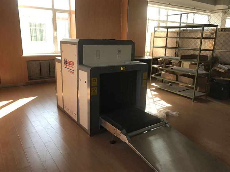 China Multi Energy X Ray Security Scanner For Bus Station Colorful Image AT8065 factory